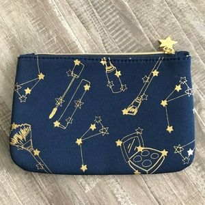 ipsy Navy Constellation Makeup Bag 💄💋🌟